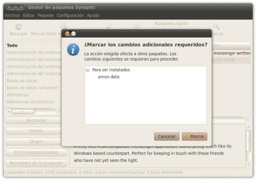 syn2 Cinco formas de instalar programas en Ubuntu