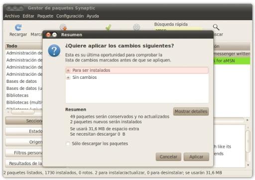 syn4 Cinco formas de instalar programas en Ubuntu