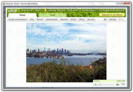 greenshot 2010 07 15 10 23 13 Edita tus fotos de Picasa Web Albums con Picnik