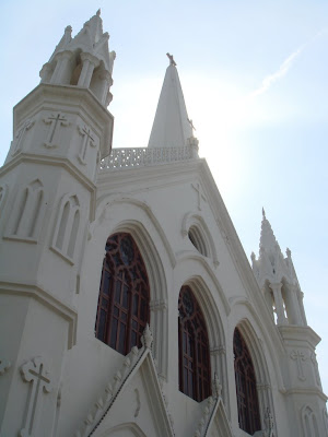 India: Santhome Cathedral @ Song About Jen