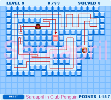 Thin Ice Level 9 :)