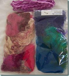 Silk Fibres
