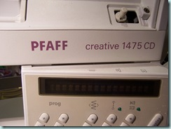 Pfaff machine