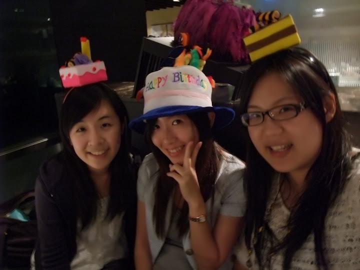 陶板屋提供的生日帽