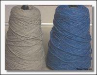Harrisville wool cones
