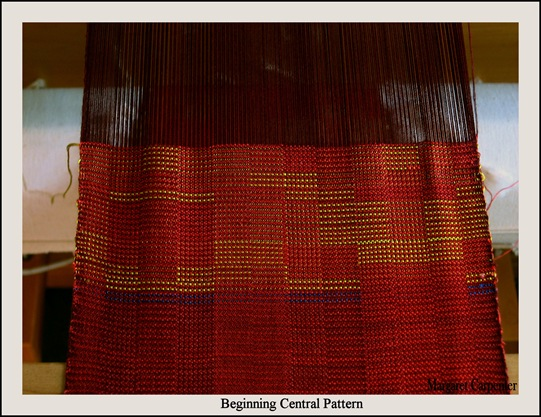 Beginning Central Pattern