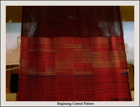 Beginning Central Pattern