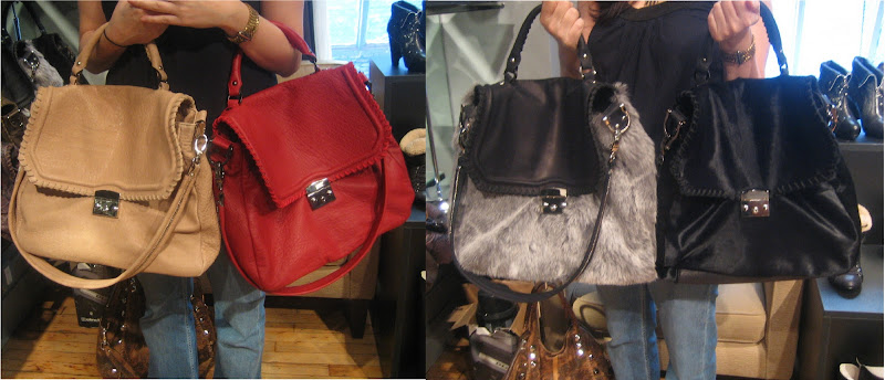 Be and D Bags Fall 2010