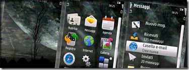 Theme iPhone Untuk Nokia 5800, 5233, n97 (S60)