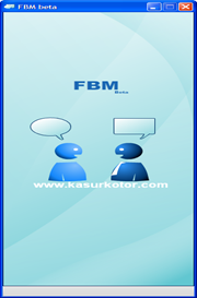 Download FBM – Messenger Khusus Untuk Facebook