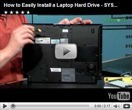 Bagaimana Cara Upgrade Hard Disk Laptop, Memory Ram