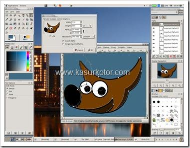 Kumpulan Software Gratis Untuk Edit Foto