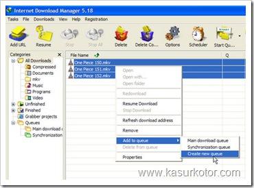 Download Otomatis dengan IDM