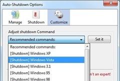 Mematikan Komputer Saat Download Selesai di Firefox