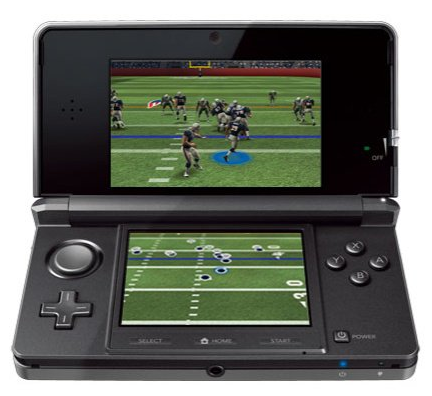 Madden will be the first EA Sports game for 3DS