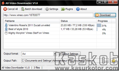 Download Video Lebih dari 280 Website dengan AllVideoDownloader