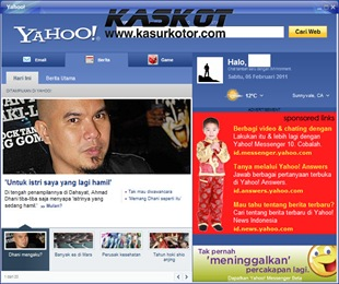 Cara Mematikan/Menonaktifkan Iklan Popup Yahoo Insider