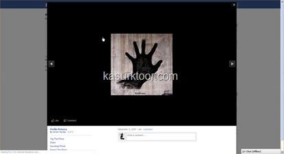 Melihat Tampilan Foto Album Facebook Ke Versi Lama
