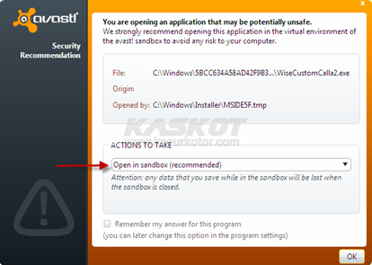 Cara Mengaktifkan/Enable AutoSandbox Mode di Avast 6