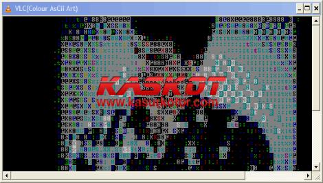 VLC ASCII 2