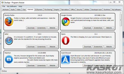 Download dan Install 150+ Software Gratis Sekaligus