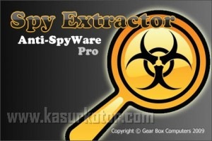 Download Spy Extractor AntiSpyWare Pro