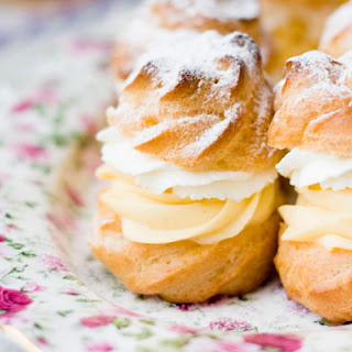 How To Make The Perfect Cream Puffs