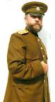 осанка русского офицера