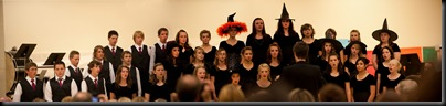 choir w.hats