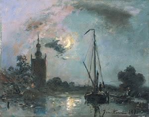 RIJKS: Johan Barthold Jongkind: painting 1871