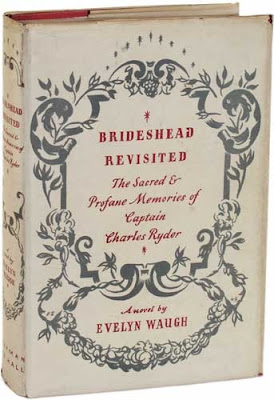 Brideshead Revisited, 1945 first UK edition.