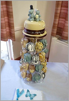 Animals-wedding-Cakes