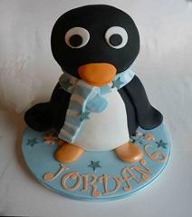 Penguin-Cake