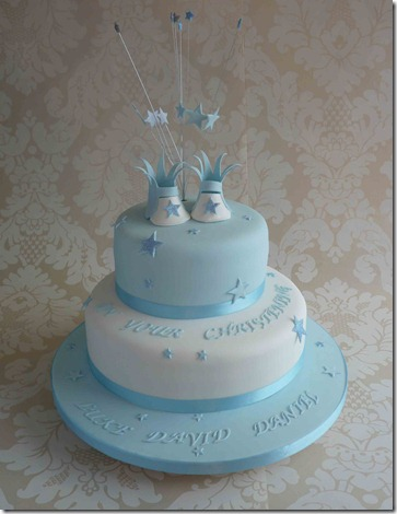 2-tier-booties-christening-cake