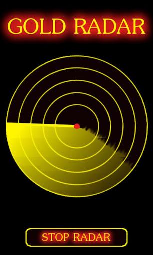 黃金雷達掃描儀