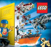 Русский каталог LEGO за второе полугодие 2008 года