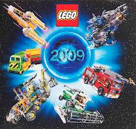 Русский каталог LEGO за второе полугодие 2009 года