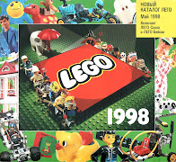 Русский каталог LEGO за 1998 год