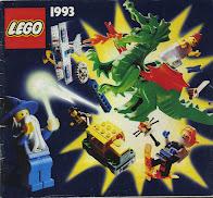 Русский каталог LEGO за 1993 год