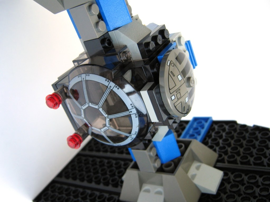 lego tie fighter instructions 7146