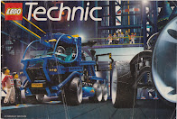 LEGO Technic Promo Catalog - 1998