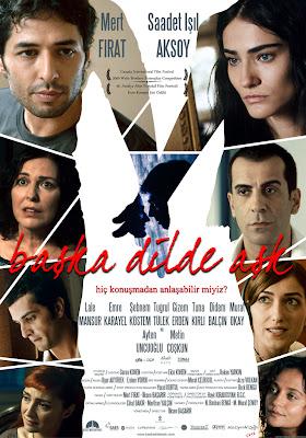 Başka Dilde Aşk Film Afişi