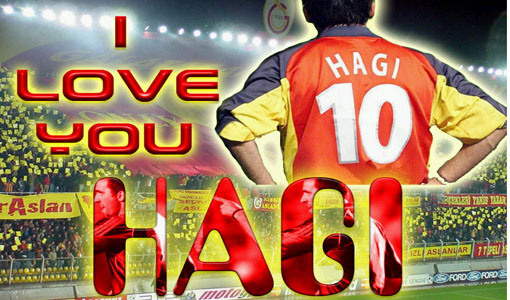 I Love U Hagi