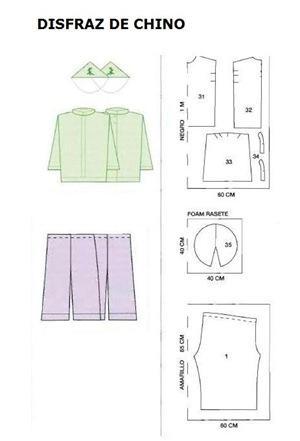 disfraz de chino11
