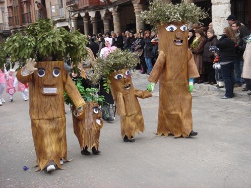 Ideas para un disfraz de árbol | Todo Halloween