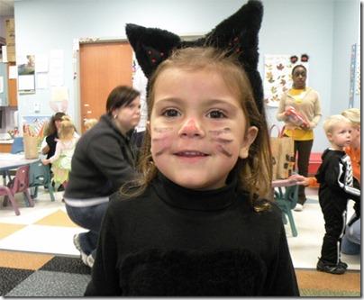 ltima hora disfraz improvisado de gato negro