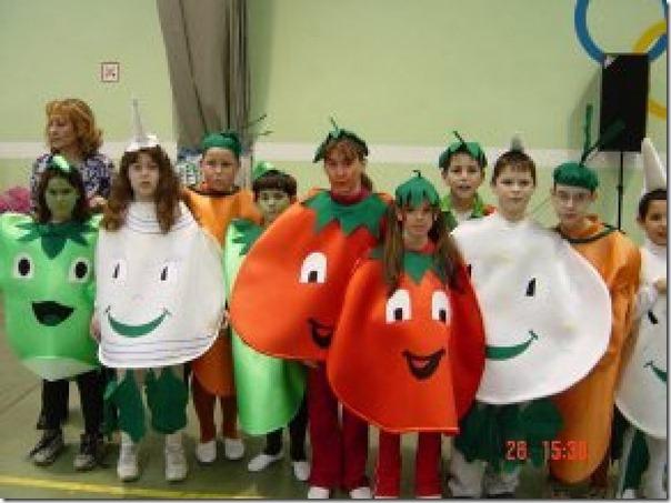 Ideas Para Disfraces De Frutas