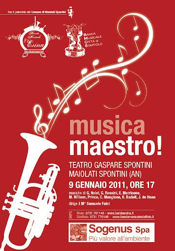 Musica Maestro!