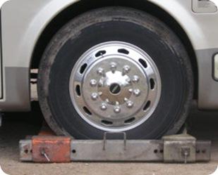 under-wheel