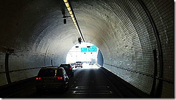 tunnel-end